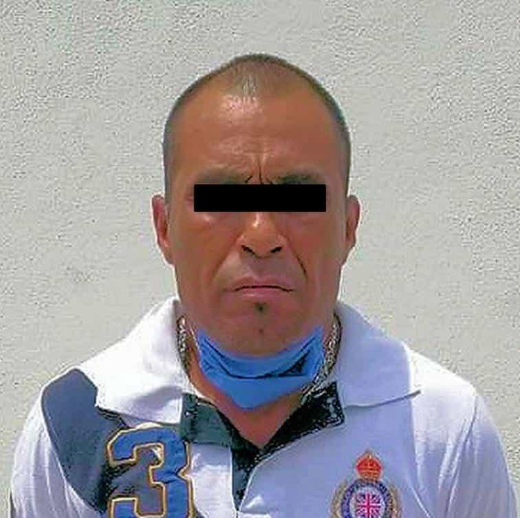 El narcomenudista fue detenido por elementos de la Guardia de Proximidad de Apodaca