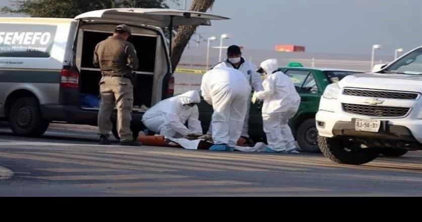 El distribuidor de drogas fue ejecutado de varios balazos