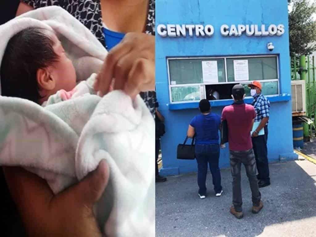 La bebé de Mónica Segura Temich fue entregada a sus abuelos