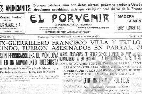Reúne historia del último siglo en la Hemeroteca El Porvenir