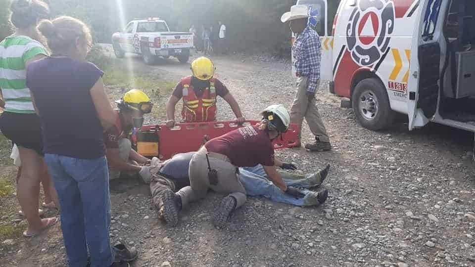 Uno de los responsables de balear a una persona en la Almaguer, fue detenido ayer