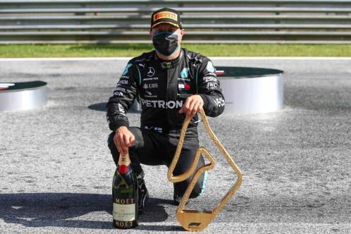 Bottas gana primer GP del año