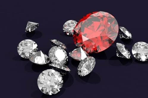 Es el momento para invertir en diamantes por su valor