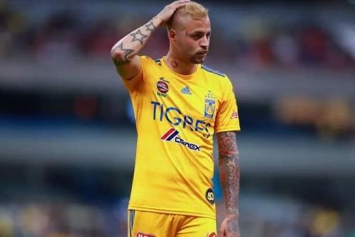 Nico López se perderá el arranque del Apertura 2020