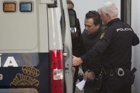 Tribunal español autoriza extradición a México de Lozoya