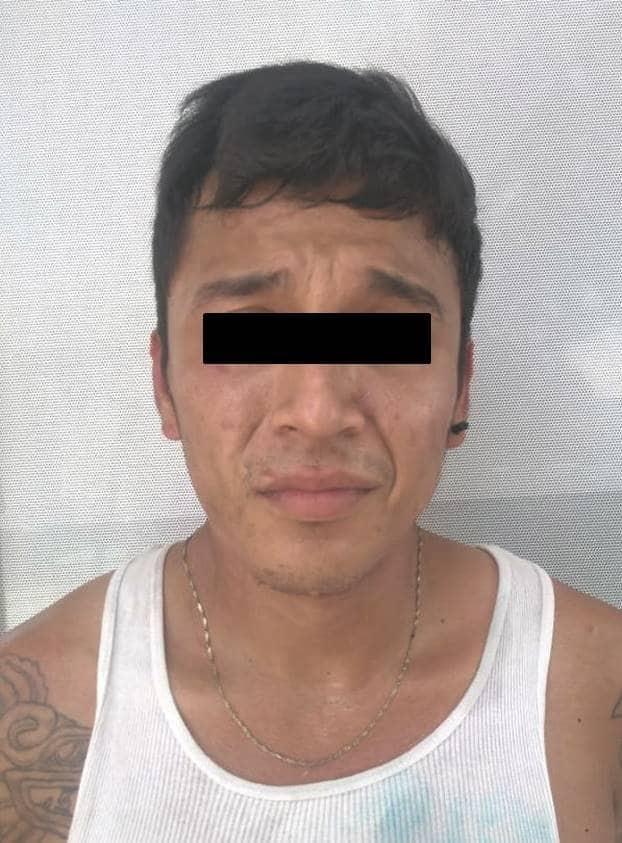 Lo detuvieron luego de asaltar una farmacia en Apodaca