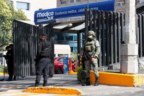 Omar García Harfuch recibe alta médica tras atentado