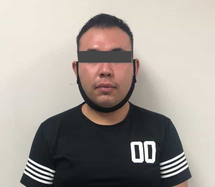 Logran arrestarlo a casi cuatro meses de llevarse aproximadamente 15 mil pesos en diversos aparatos electrónicos