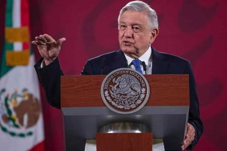 Covid, T-MEC y OMC, temas de AMLO con Trump, dice Segob