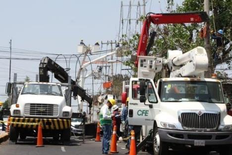 Frenan aumento de tarifas-CFE a empresa de energía renovable