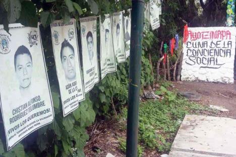 Cae integrante de AIC por tortura por caso Ayotzinapa