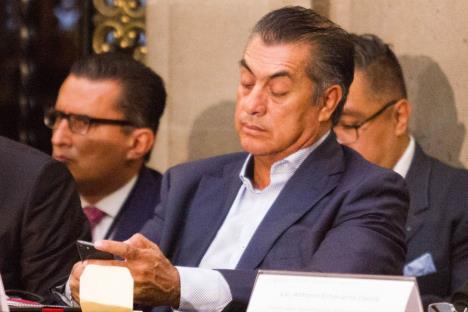Analiza Corte sanción para El Bronco