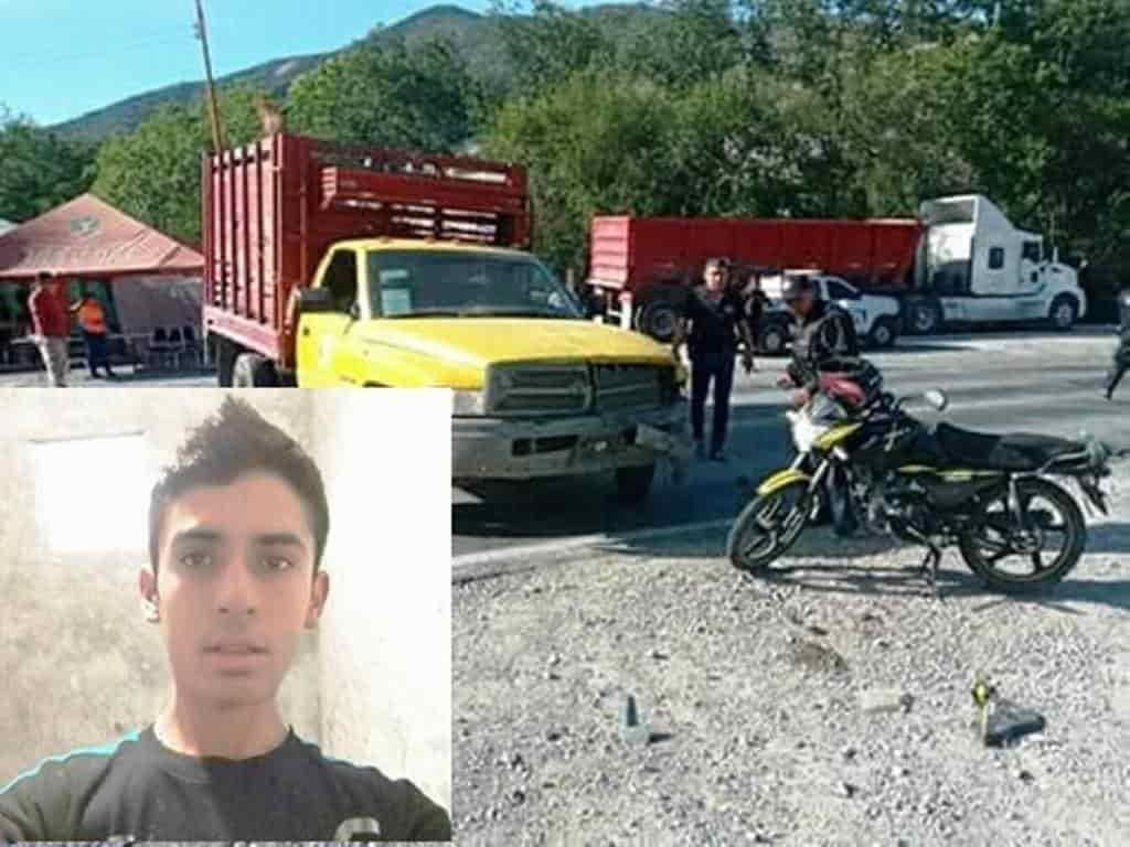 Falleció después de ser arrollado por un camión del Departamento de limpia
