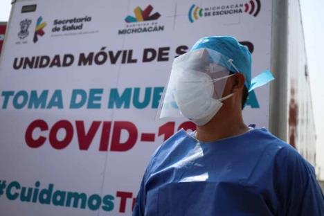México suma 282 mil casos y más 33 mil muertos por Covid-19