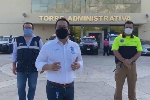 Demanda Héctor Castillo paciencia en contingencia