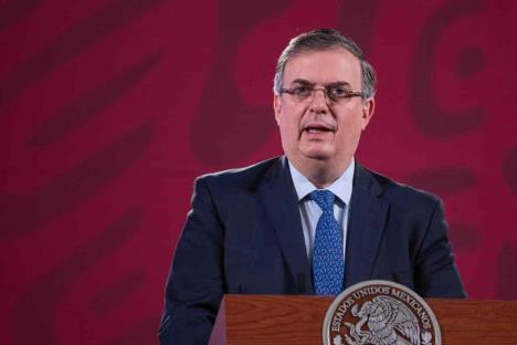 Busca México acceso temprano a posible vacuna: SRE