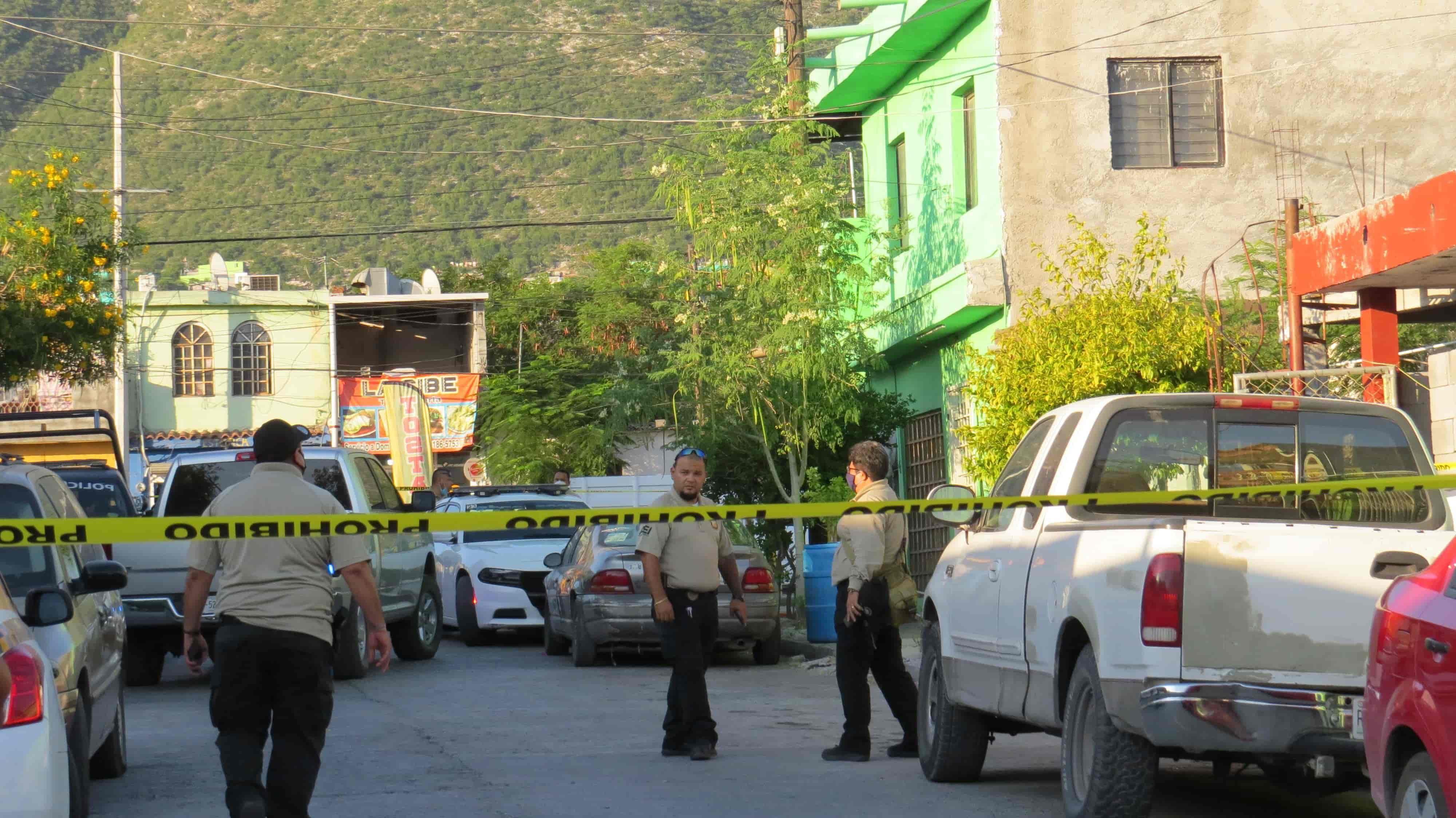 Dos hombres fueron ejecutados a balazos dentro de su domicilio