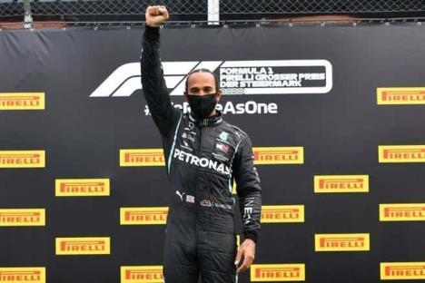 Lewis Hamilton triunfa en el Gran Premio de Estiria