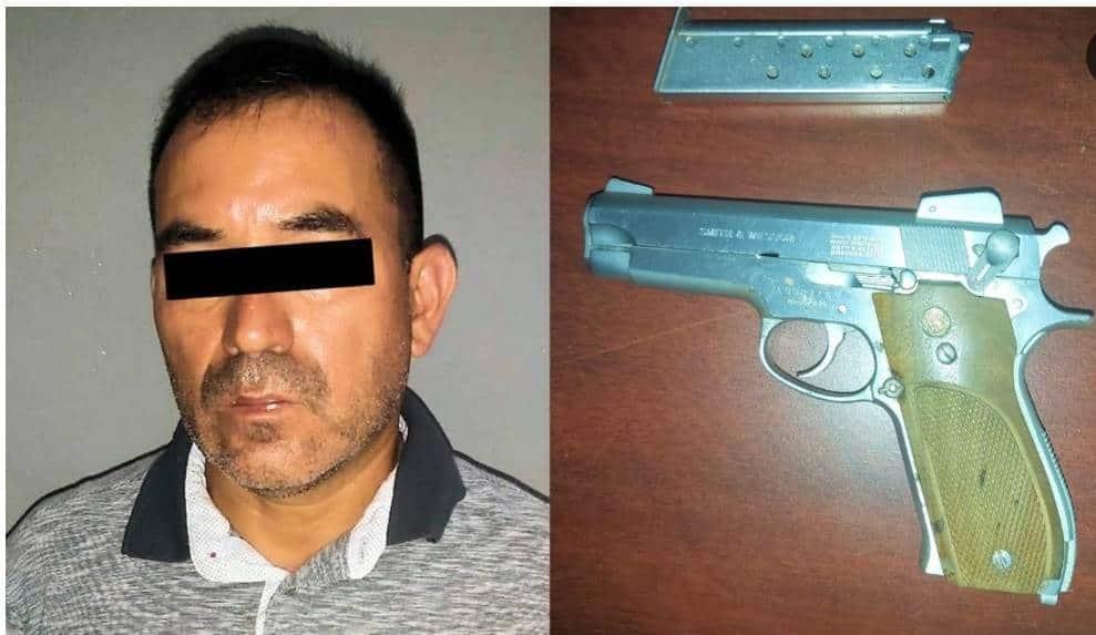 Amenazó de muerte a un comerciante, al sospechar que estaba saliendo con su esposa