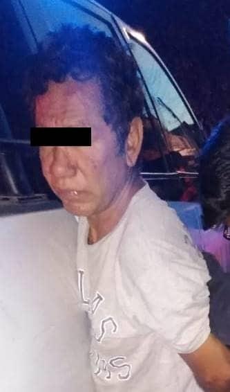 Agredió a su mamá de 76 años de edad y la amenazó con matarla en caso de que no se fuera de la casa