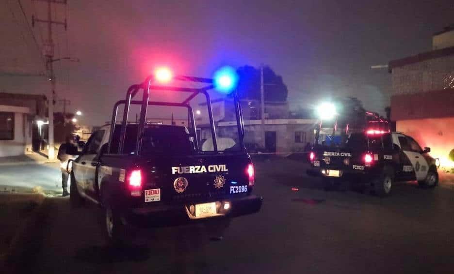 La riña campal se registró en la zona norte de Monterrey