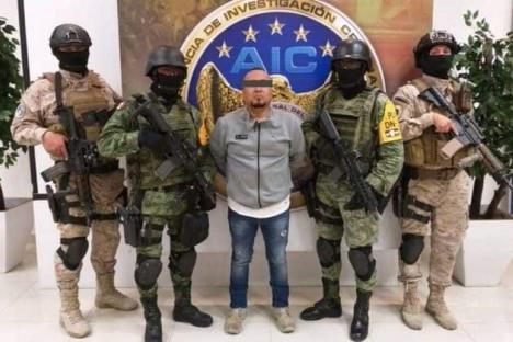 Detienen a El Marro en operativo conjunto