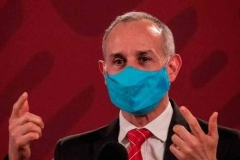Permanencia de López-Gatell está fuera de dudas: Delgado