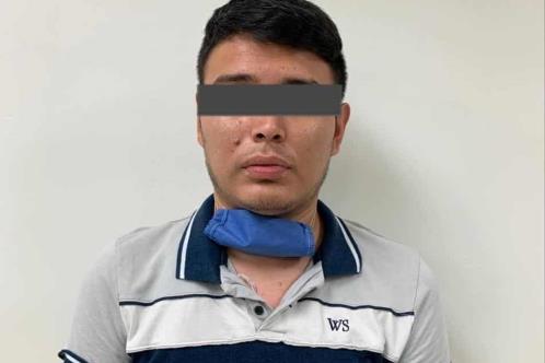 Arrestan homicida en el Centro de Mty