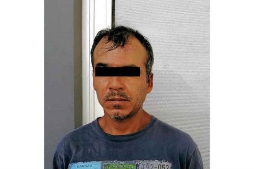 Arrestan a ladrón por robo a domicilio en Apodaca