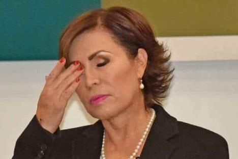 Tribunal federal confirma proceso contra Rosario Robles
