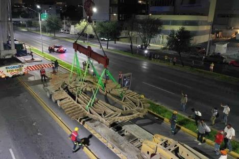 Colocarán Virgen de Guadalupe en su lugar original