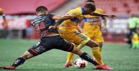 Tigres empata 0-0 en Tijuana