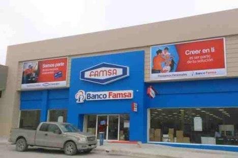 Grupo Famsa solicita concurso mercantil en México y EU