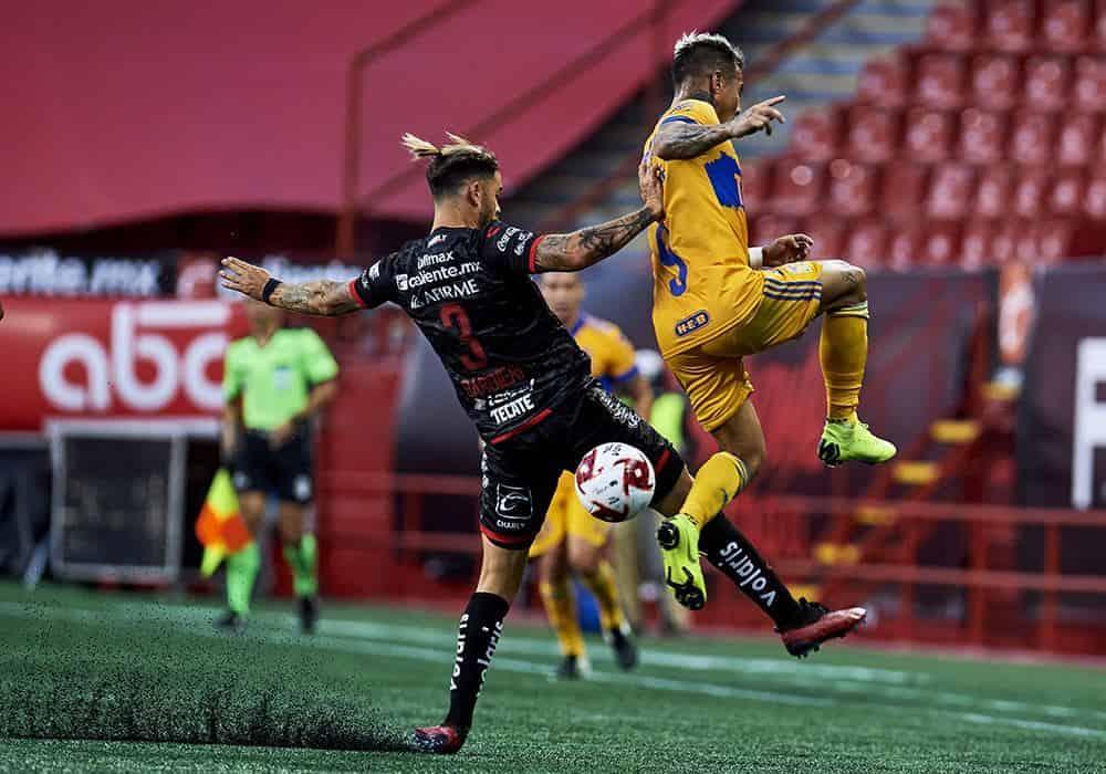 Tigres se trae empate de Tijuana 0-0