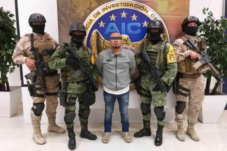 Trasladan a El Marro al penal del Altiplano
