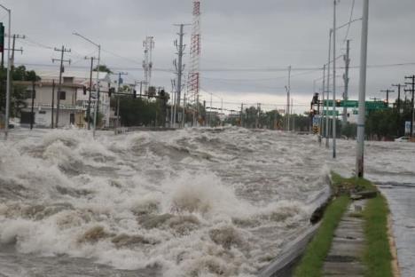 Emiten declaratoria de desastre en 41 municipios de NL