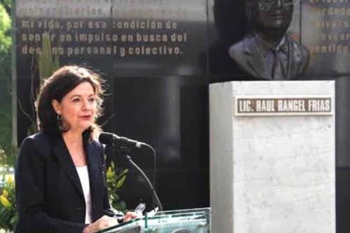 Hay luto en la cultura, fallece Alejandra Rangel
