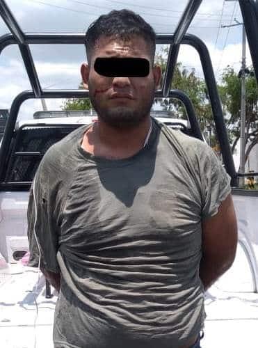 Intentó despojar de su camioneta a una mujer