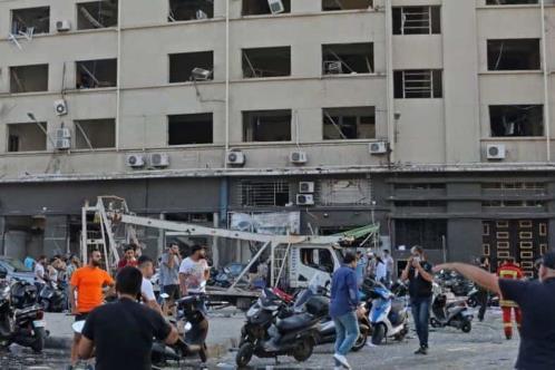 Dará México 100 mil dólares en plan humanitario a Beirut
