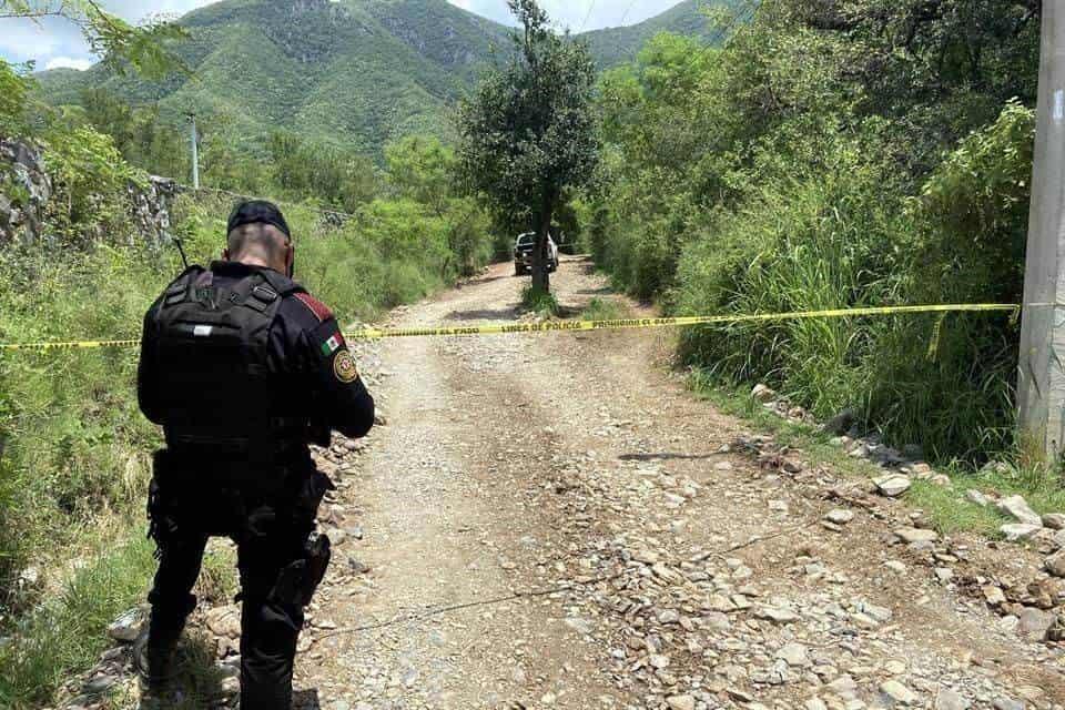 Hallaron el cuerpo de una mujer ejecutado en la Colonia Las Jaras