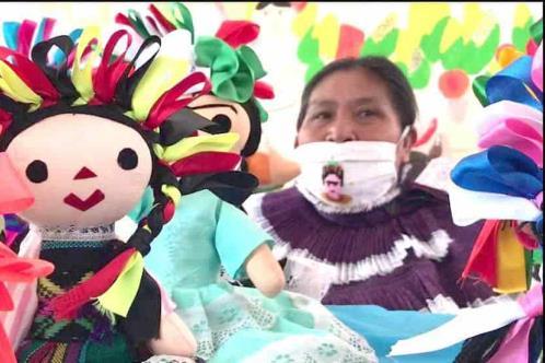 Enfrentan indígenas al coronavirus con carencias