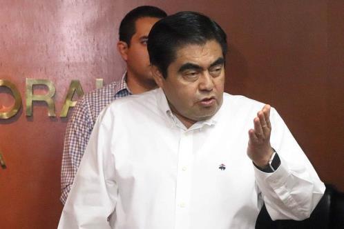 Presenta Barbosa lineamientos para la reapertura de Puebla