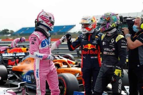 Hulkenberg sorprende en la clasificación del GP Gran Bretaña