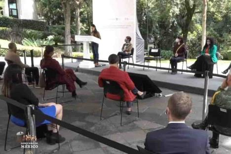 Presentan Plan Chapultepec