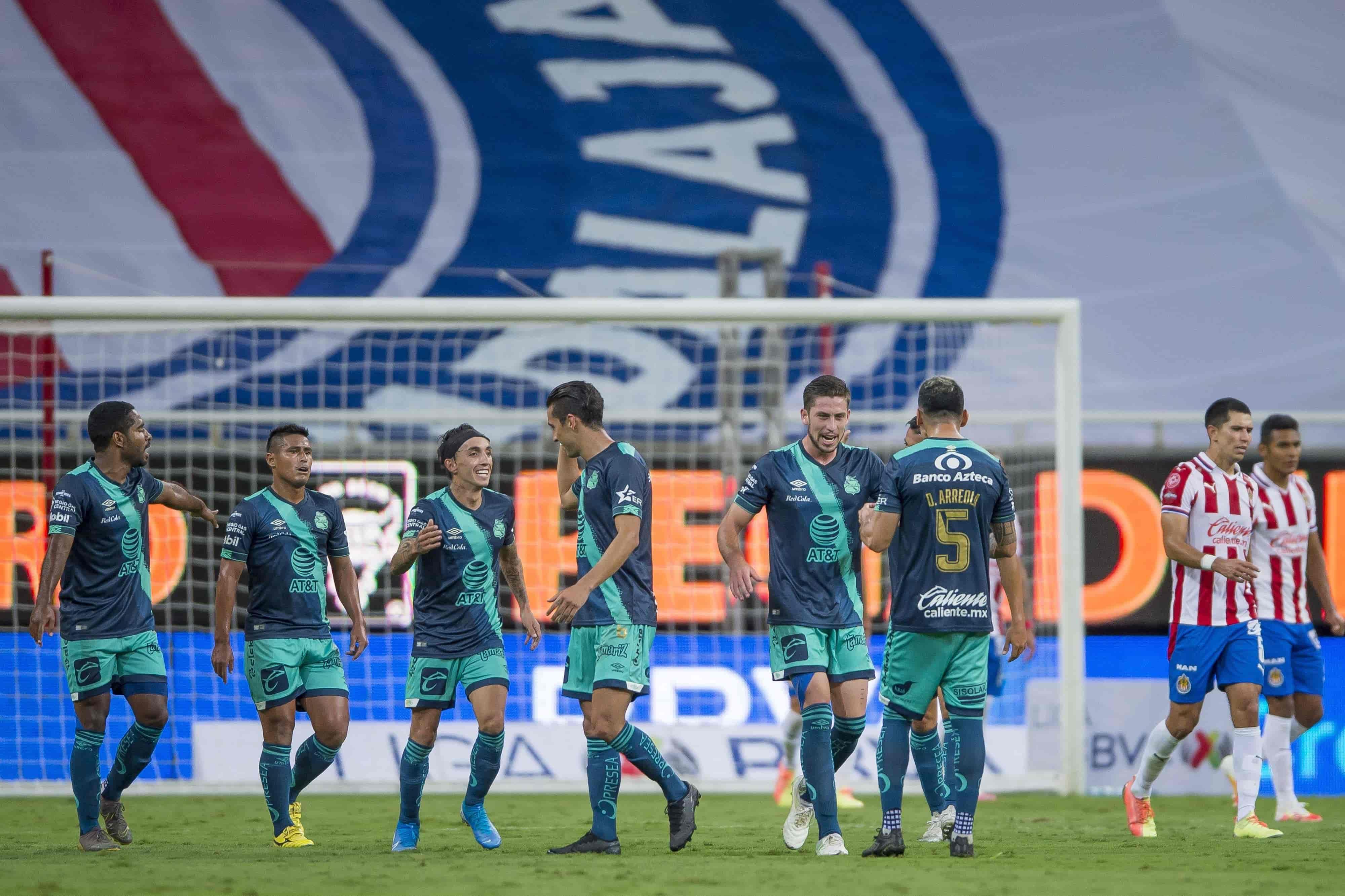 Cae Chivas 0-1 en casa ante Puebla