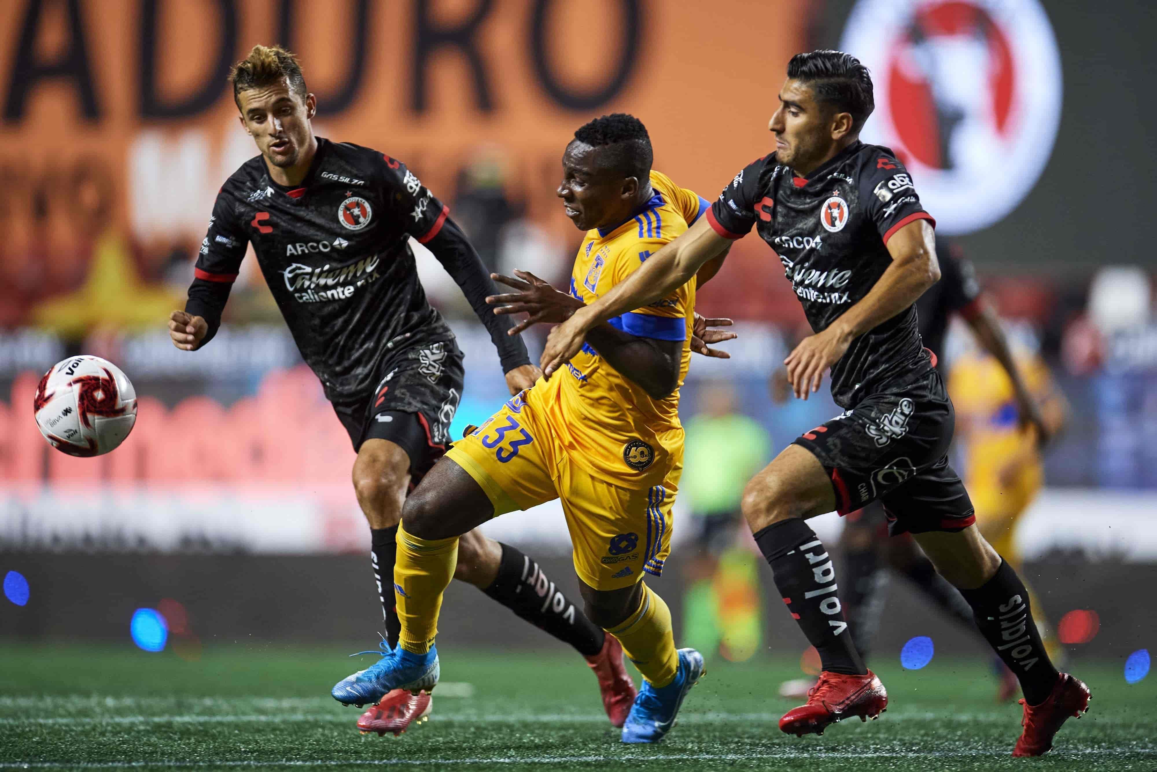 Empatan sin goles Tijuana y Tigres
