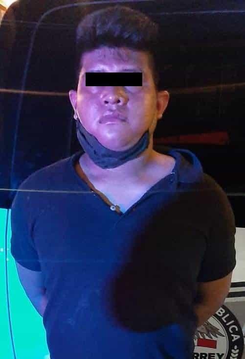 Agredió a una persona con un arma blanca dejándolo gravemente herido