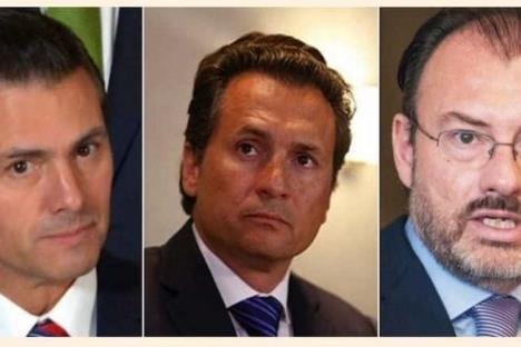 Denuncia Lozoya a Peña Nieto y Videgaray