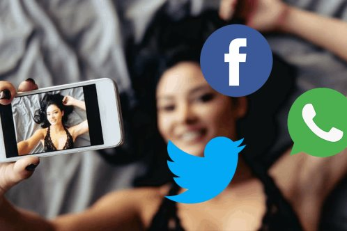 Ayudarán redes sociales a sancionar distribución de packs
