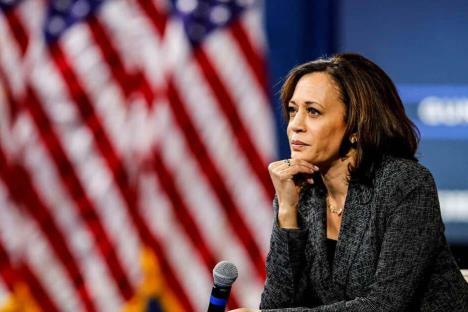 Biden elige a Kamala Harris como candidata a vicepresidenta
